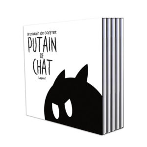 Putain de Chat Coffret by Lapuss