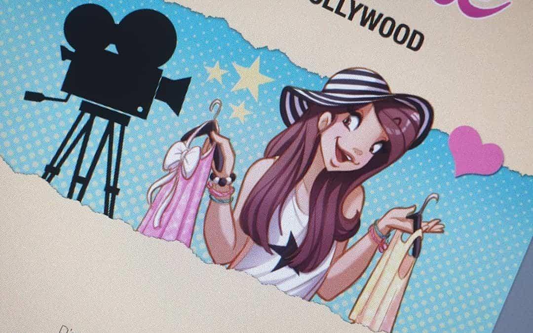 Quick look : Juliette à Hollywood