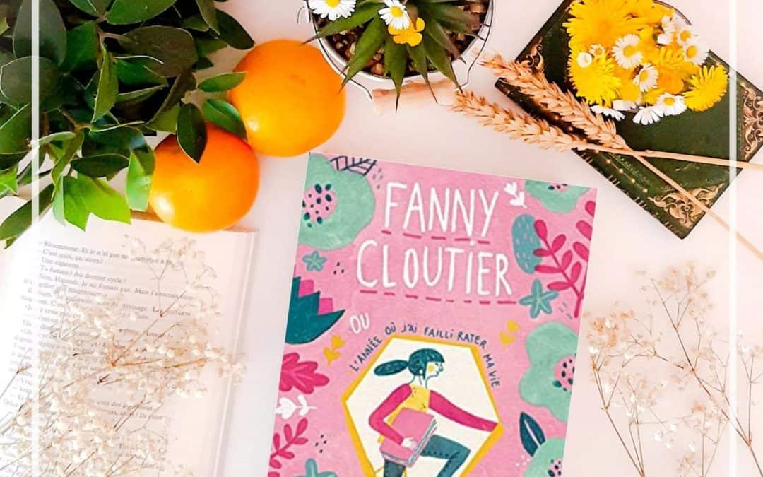 Kronique : Fanny Cloutier T1