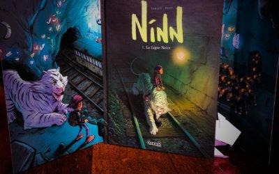 Kronique : Ninn, La ligne noire