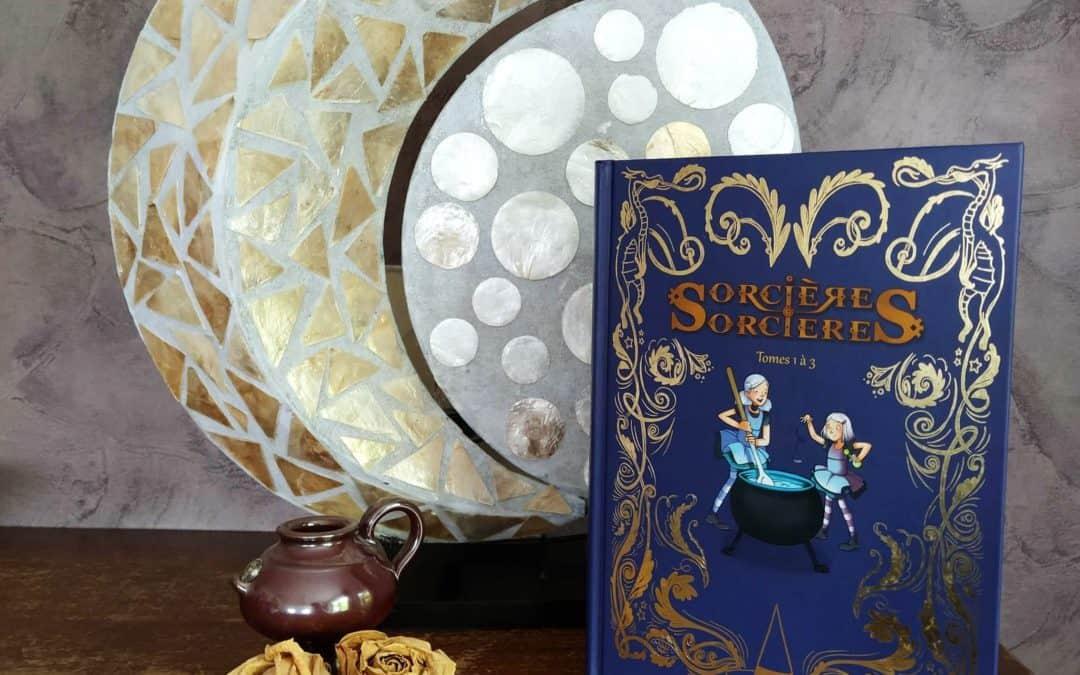 Kronique : Sorcières, sorcières recueil t1 à t3