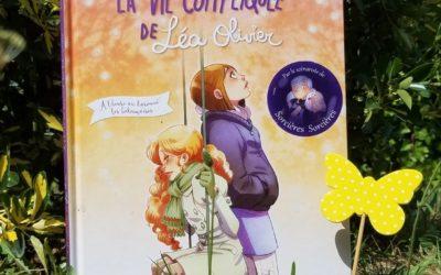 Kronique : Léa Olivier BD HS01