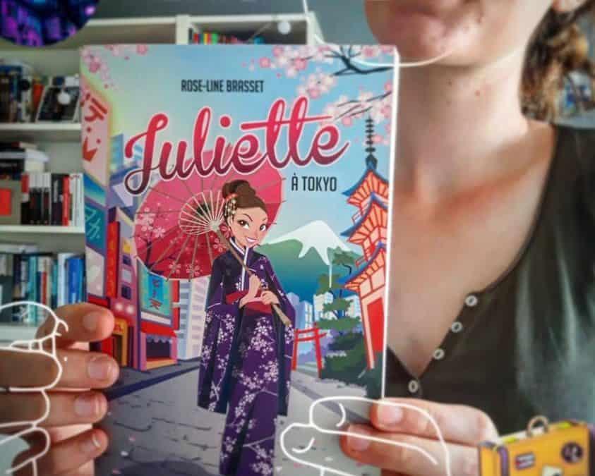 Kronique : Juliette à Tokyo