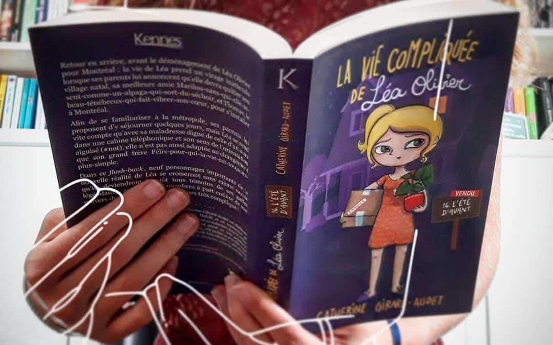 Kronique : Léa Olivier Roman tome 16