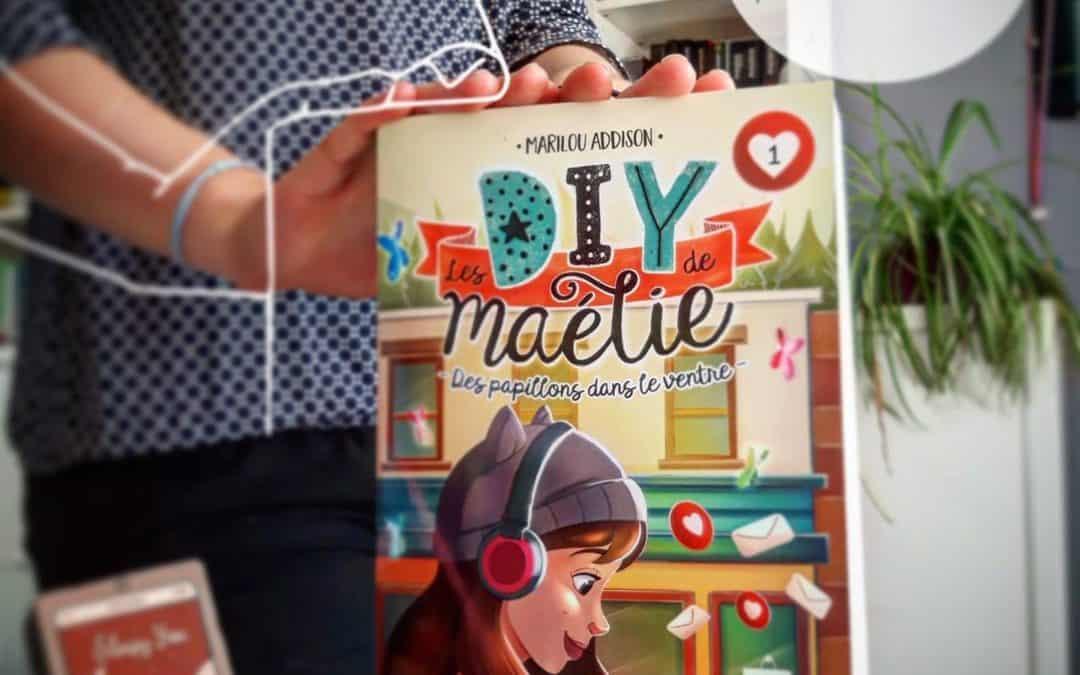 Kronique : Les DIY de Maélie Tome 1