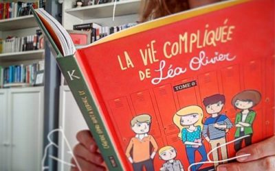 Kronique : Léa Olivier BD tome zéro