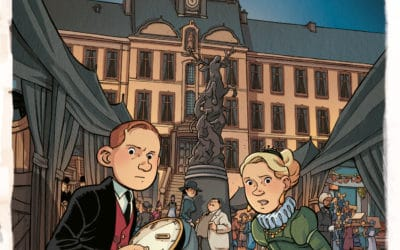 Quick look : Lord Jeffrey Tome 2