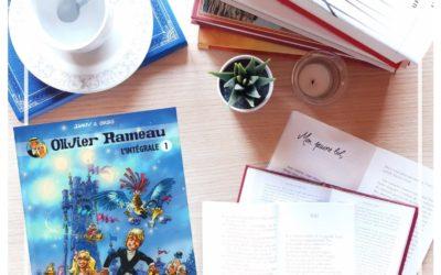 Kronique : Olivier Rameau – L'Intégrale 1