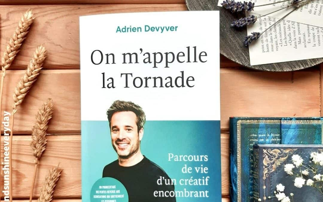 kronique : on m'appelle la tornade