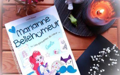 kRONIQUE : Marianne bellehumeur t01