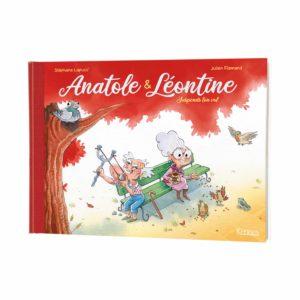 Anatole et Léontine