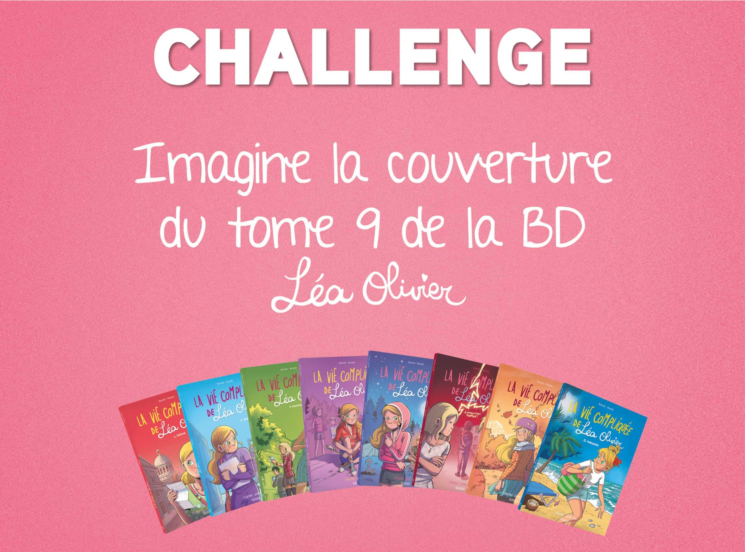Challenge dessin Léa Olivier