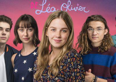 CP série télévisée la vie compliquée de léa olivier