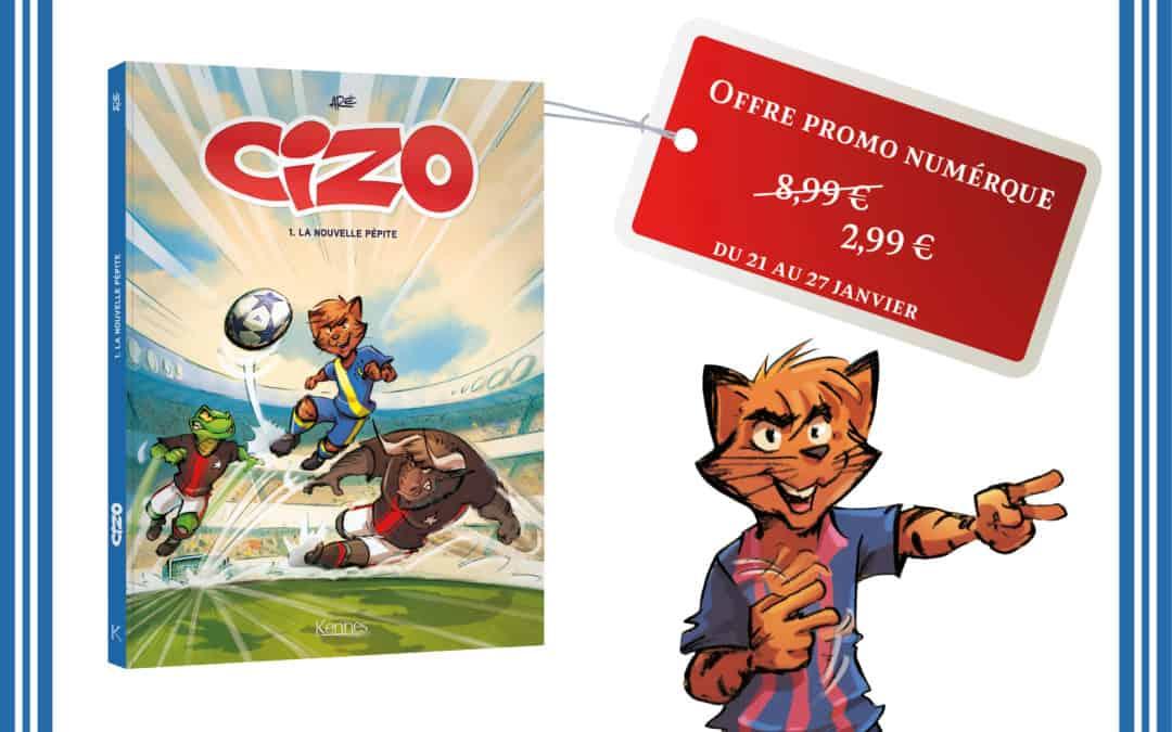 promo numérique : cizo t01