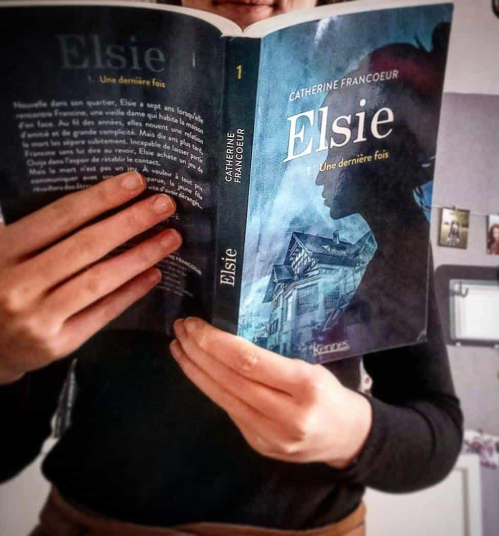 Elsie T01 - Une dernière fois