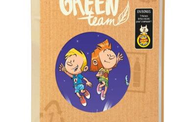 Quick look : Green Team T02 – Plastic attack