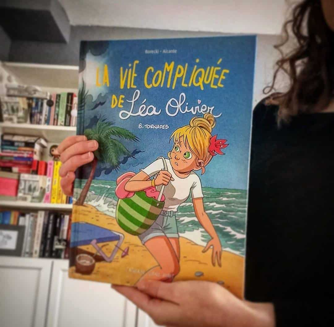 Léa Olivier BD08