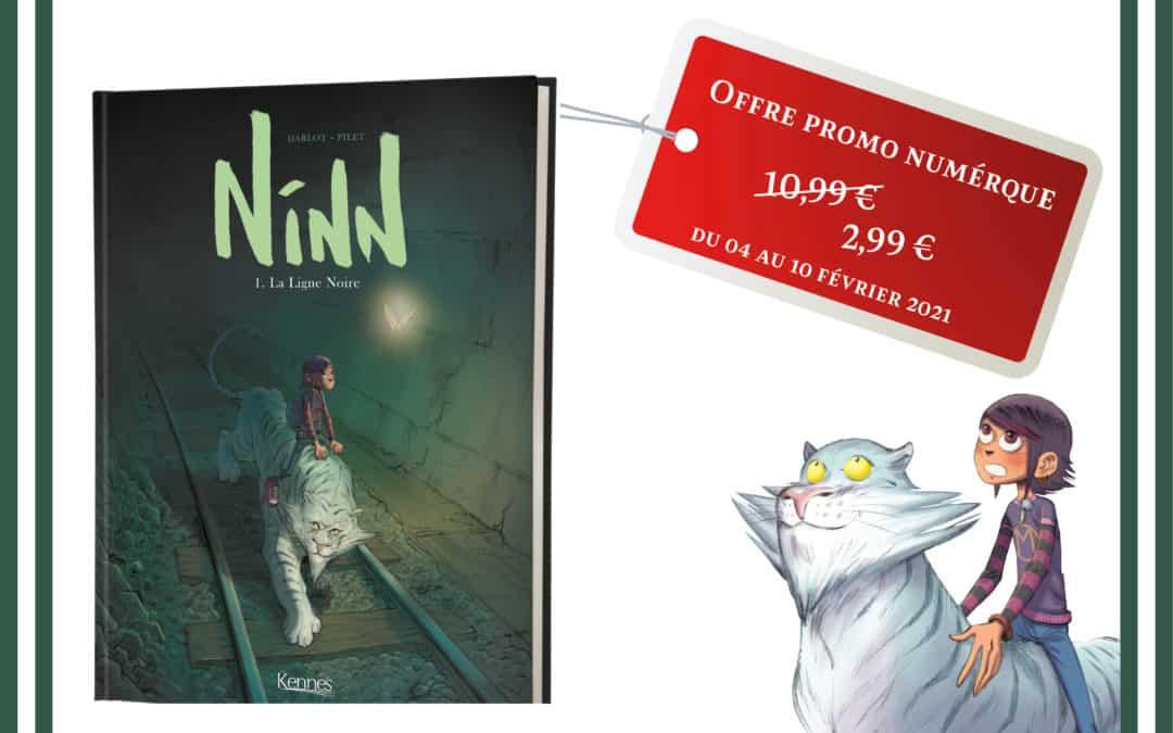 Promo numérique : ninn t01 – la ligne noire