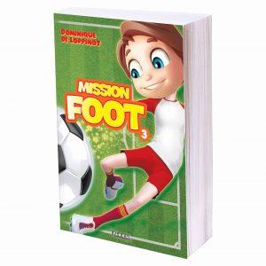 Misson foot T03