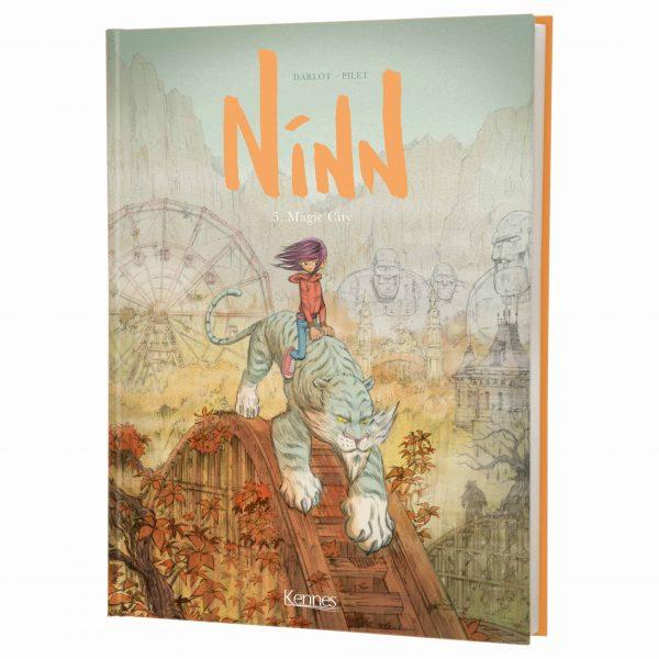 Ninn T05 - Magic City