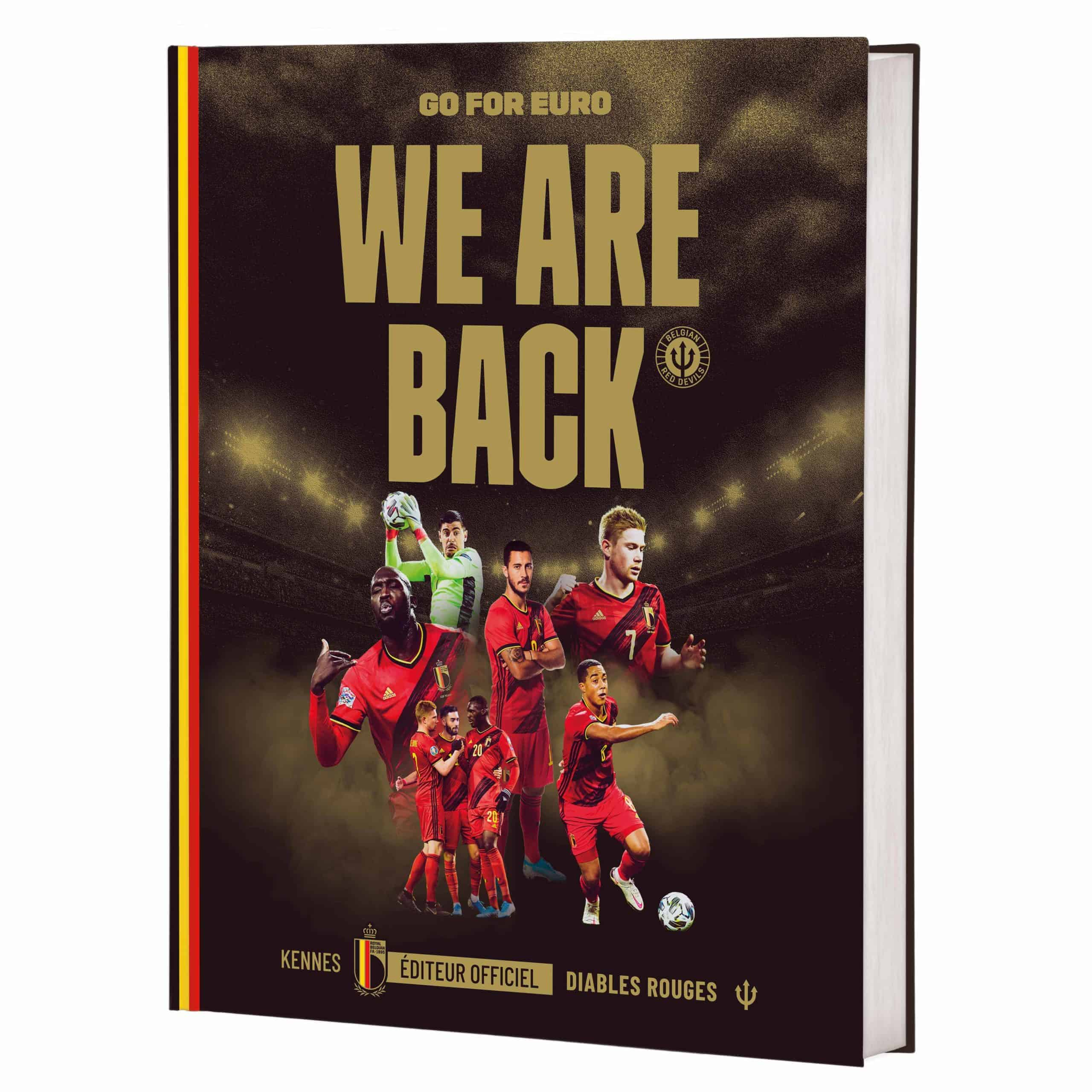 We are back