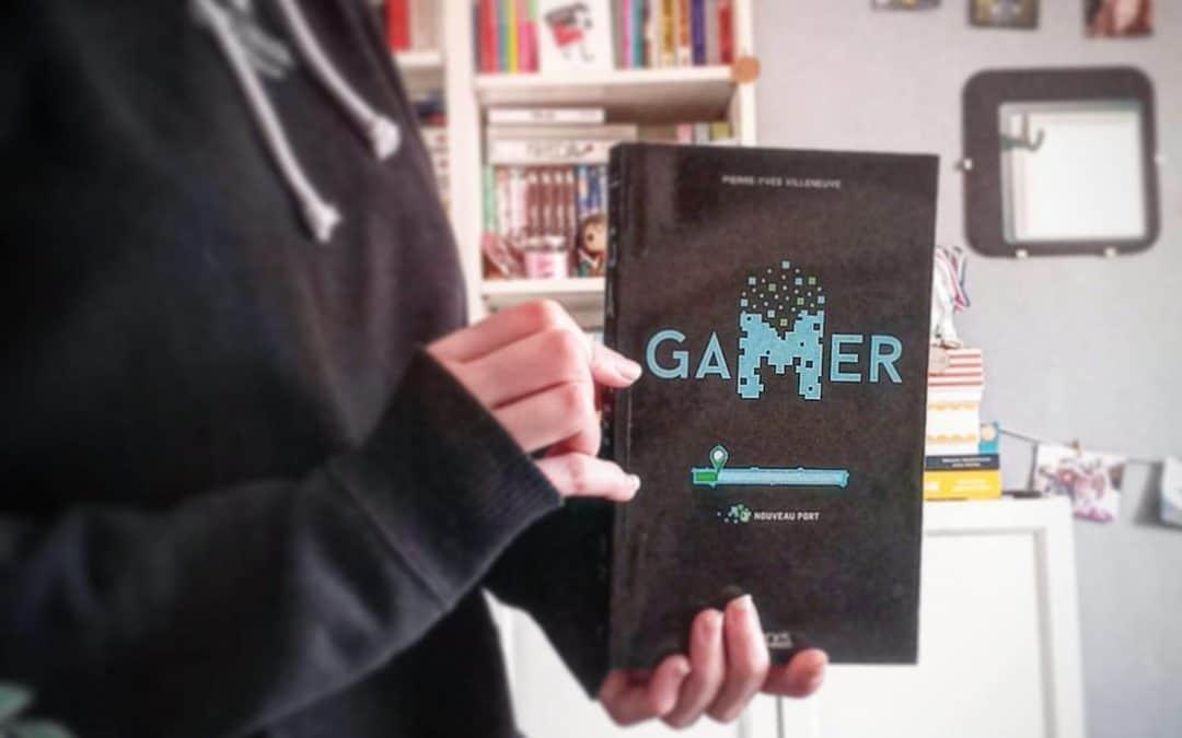 Kronique : Gamer t01 – Nouveau port