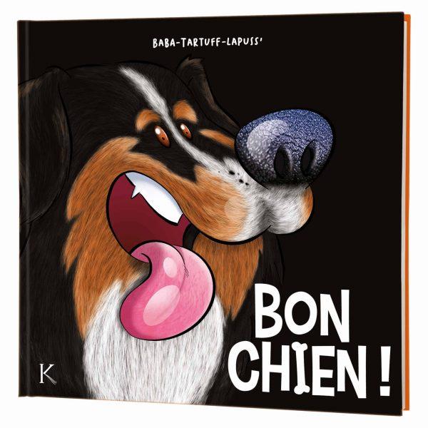 Bon chien T02