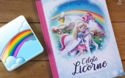 Kronique : Céleste la licorne BD02
