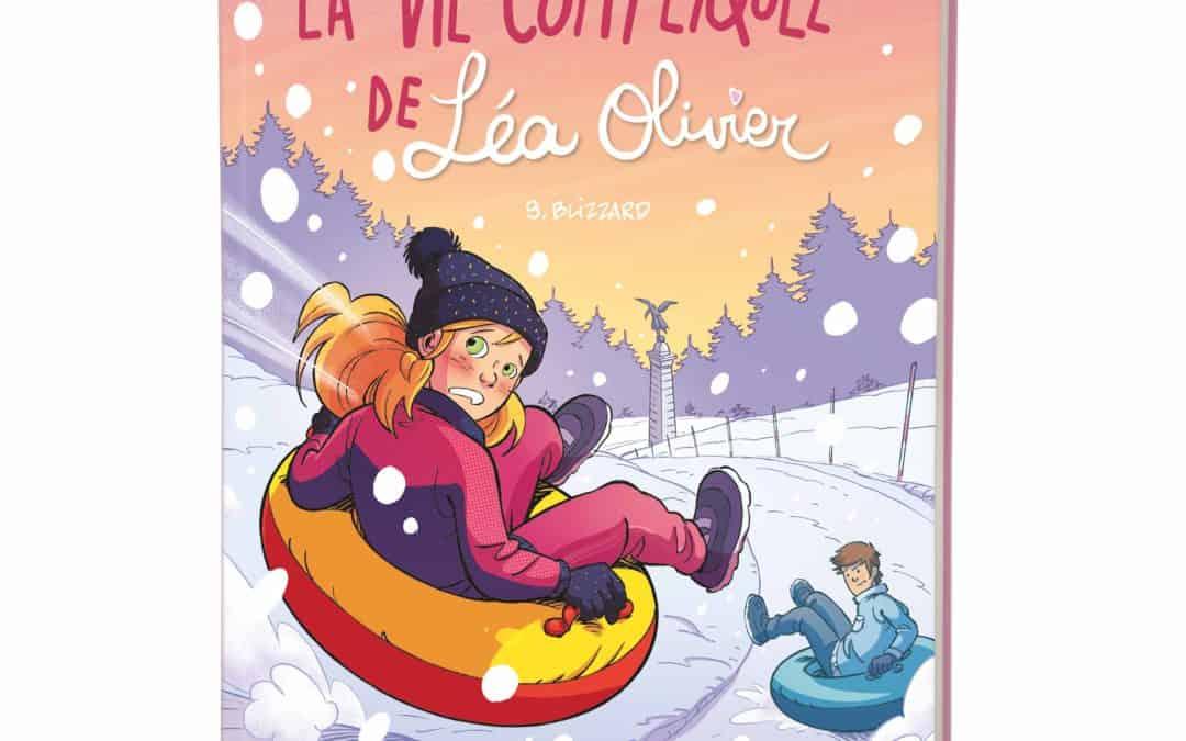 Quick Look : Léa olivier bd09 – Blizzard
