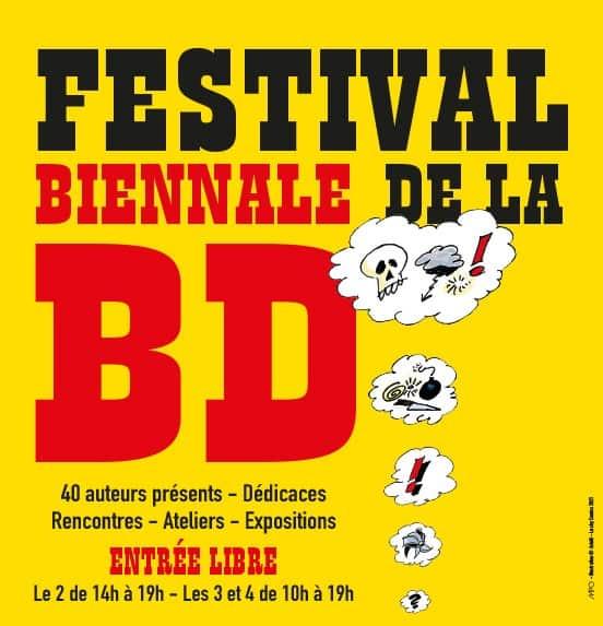 Festival de la BD de Nîmes