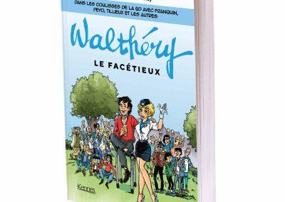 CP : Walthéry, le facétieux
